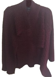 American Eagle Outfitters Burgundy Jacket