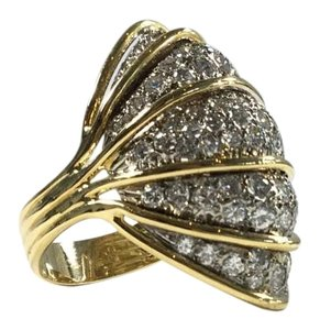 Vintage,Diamond,Estate,Ring,
