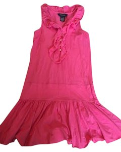 Ralph Lauren Ruffle Ruffle Kids Childrens Childrens Dress