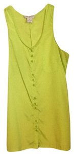 Other Top Lime green