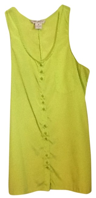 Preload https://item3.tradesy.com/images/lime-green-tank-topcami-size-6-s-2043622-0-0.jpg?width=400&height=650