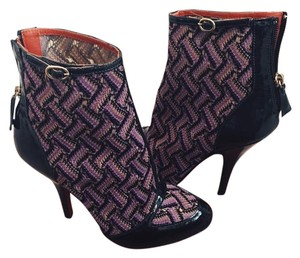 Missoni green & purple Boots