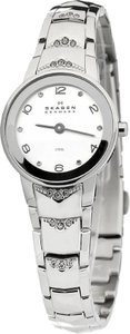 Skagen Denmark Women's Analog White Dial Watch 812XSSXW