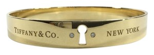 Tiffany & Co. Tiffany & Co 18 Karat Yellow Gold Bangle bracelet
