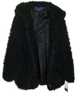 Madden Girl Fur Coat