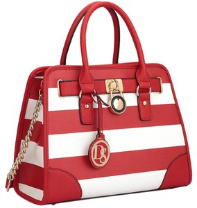 Other Classic Vintage Large Handbags The Treasured Hippie Satchel in Red