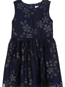 RJR.John Rocha short dress Navy Blue on Tradesy