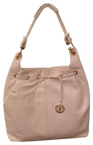 BCBGMAXAZRIA Bcbg Maxazria Leather Hobo Bag