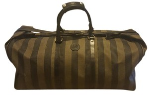 Fendi Brown Travel Bag