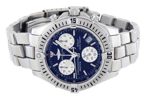 Breitling Colt Chrono Quartz Mens A73350 Box Papers