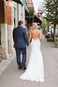 Emma And Grace Custom Bridal Gown Wedding Dress