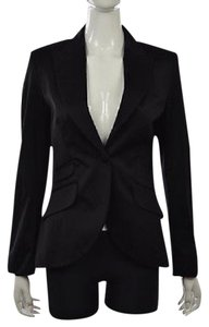 Escada Sport Womens Black Blazer