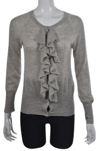 7 For All Mankind Seven Womens Cardigan Sleeve Sweater