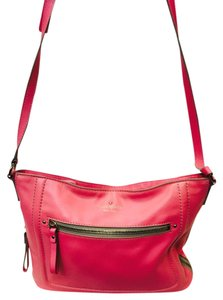 Kate Spade Leather Satchel Cross Body Bag