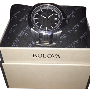 Bulova stainless steel water resistant
