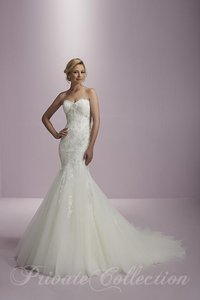 Christina Wu 18076 Wedding Dress