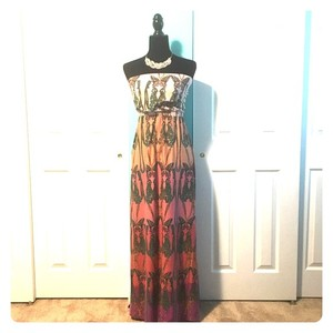 Maxi Dress by Wet Seal
