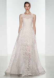 Amsale Lake Wedding Dress