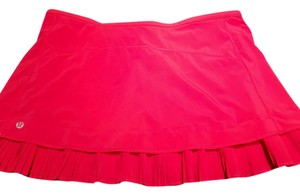Lululemon Mini Skirt rich rose