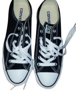 Converse Navy Blue and White Athletic