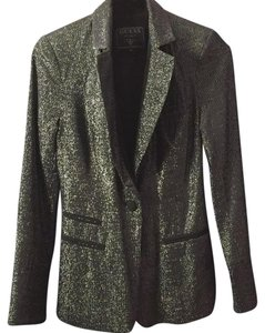 Guess By Marciano black sparkle Blazer
