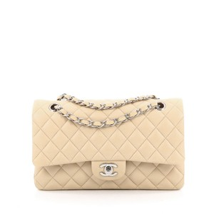 Chanel Lambskin Shoulder Bag