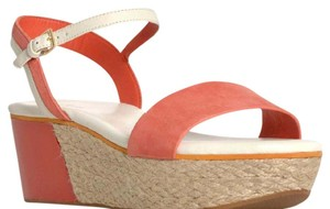 Cole Haan White/orange Sandals