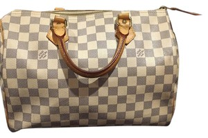 Louis Vuitton Satchel in light brown