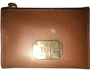 Ralph Lauren Leather Key/Coin Case