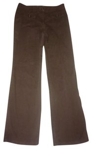 Ann Taylor Straight Pants brown