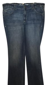 Lane Bryant Boot Cut Jeans-Medium Wash