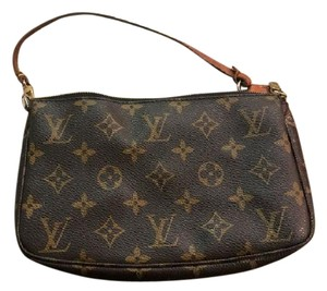 Louis Vuitton Louis Vuitton Monogram Pochette Accessories Pouch Handbag