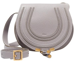 Chloé New Marcie Mini Saddle Shoulder Bag
