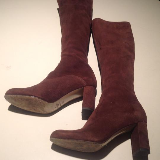 Valentino Brown Boots Image 11