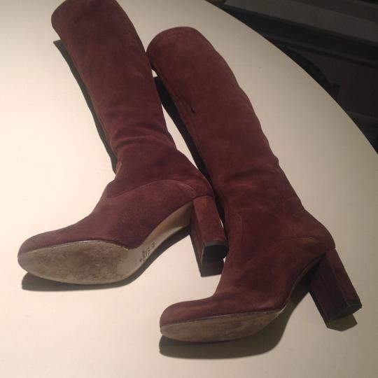 Valentino Brown Boots Image 4