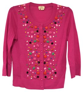 Kate Spade Button Down Shirt pink/multi