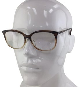 Dita Eyewear New DITA Weekender DRX-3034-B-BRN-54 Light Brown Plastic Style Eyeglasses