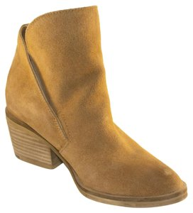Dolce Vita Leather Bootie SADDLE SUEDE Boots
