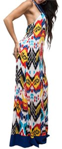 Maxi Dress by T-Bags Los Angeles Braided Maxi Halter
