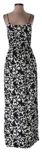 Black and White Maxi Dress by J.Crew