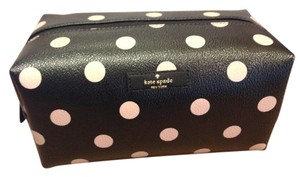 Kate Spade Kate Spade Medium Davie Polka Dot Cosmetic Case Bag