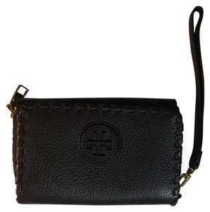 Tory Burch Navy Clutch