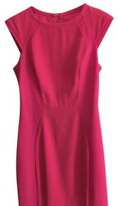 Ted Baker short dress hot pink on Tradesy
