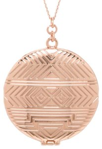 House of Harlow 1960 Rose Gold Locket