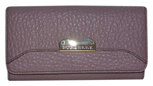 Burberry NWT BURBERRY WOMENS PENROSE LEATHER CONTINENTAL WALLET