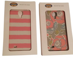 Fossil Galaxy S4 case set