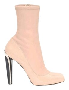 Alexander McQueen light pink color Boots