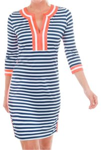 Gretchen Scott short dress Navy on Tradesy