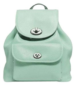 Coach Turnlock F37581 Backpack