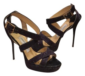 Jimmy Choo deep purple Formal